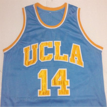 Zach LaVine UCLA Bruins White Blue Basketball Jersey  Embroidery Stitched Customize any size and name