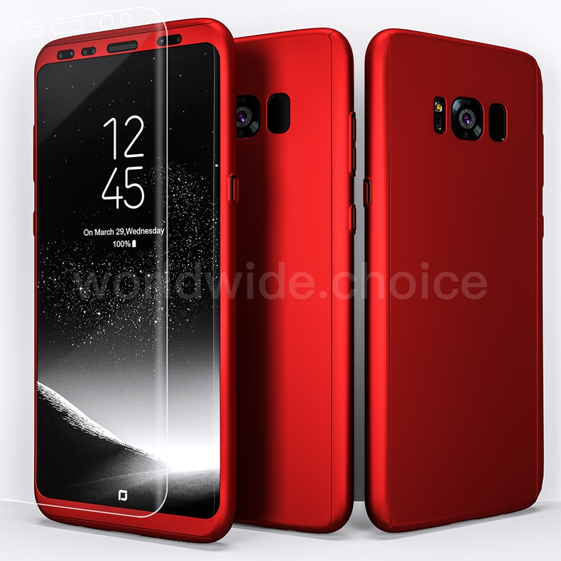 Samsung Galaxy S8 360 Degree Case (47)