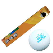 Wholesale 10* Generic 6 x 1 Plain White (logo free) Special Quality Table Tennis Balls. 40mm.