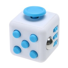 11 Colours Fidget Magic Cubes Mini Pocket Carrying Hand Anytime Play Toy AntiStress Pressure Reliever Best Gift for ADHD/EDC