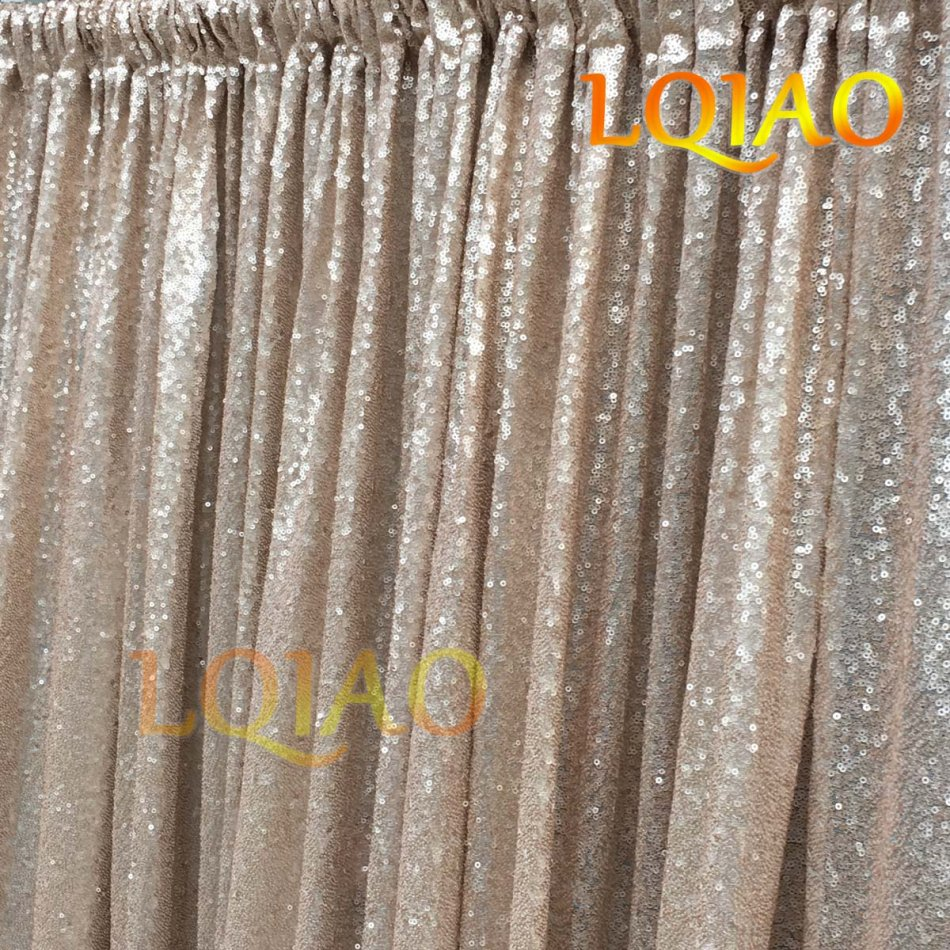 champagne sequin backdrop-12