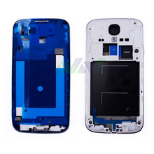 Mid Middle Frame Bezel Cover For Samsung S4 I9500 Replacement Part Repair Parts For Samsungs4 Free Shipping