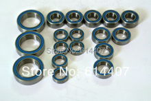 Supply high grade Modle car bearing sets bearing kit TAMIYA(CAR) NITRO THUNDER XB RTR FREE SHIPPING