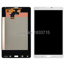 "100% Original New For 8.4""  Samsung Galaxy Tab S T705 3G  LCD Display Panel Touch Digitizer Glass  Screen Assembly Free Shipping"