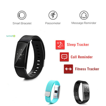 iWOWN i6 Pro Smart Bracelet Heart Rate Activity Tracker Bluetooth 4.0 Banda Inteligente Smart Band For Android IOS PK mi band2