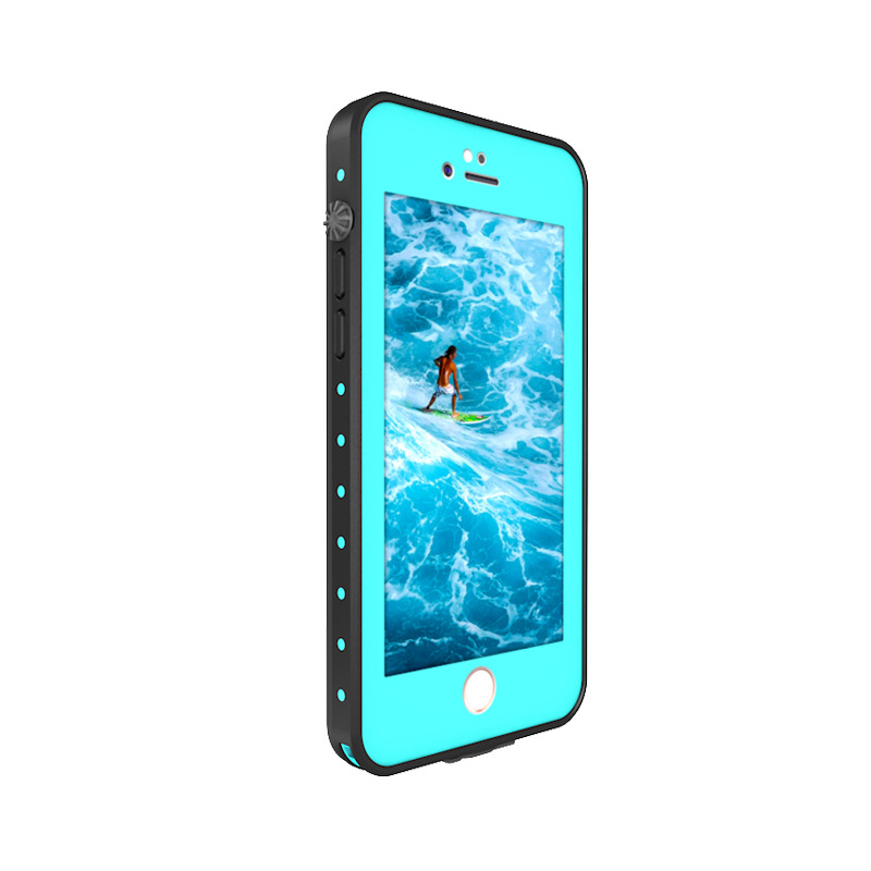 13.For iphone 7 8 plus waterproof case