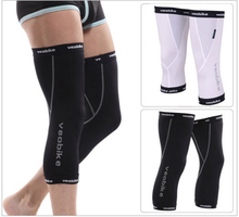 Sport Cycling Knee Warmers Running Leg Warmer Thermal Sun UV Protection M-XXL Free Shipping(China)