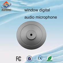 SIZHENG COTT-S1 CCTV window sound monitor pickup audio microphone listening devices for surveillance camera
