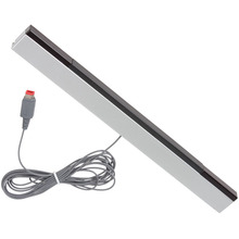 Wired Infrared IR Signal Ray Sensor Bar Receiver Motion Sensor Game Move Remote Bar Inductor Receiver for Nintendo Wii or Wii U(China)