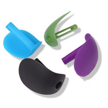 Classic Kitchen Pancake Turner Casing Prevent Oil Spill Protective Casing TPR Kitchen Supplies Pancake Turner Casing