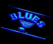 jb-63  Blues beer Bar Pub club 3d signs LED Neon Light Sign man cave