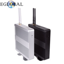 Eglobal V8 Nuc Fanless Mini Computer Intel Core i5 4200U i5 5250U i7 5550U Win10 Linux 4K HTPC X86 Micro PC 300M Wifi &Bluetooth(China)