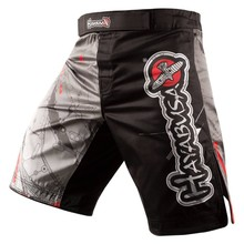 Technical performance Falcon shorts sports training and competition MMA shorts Tiger Muay Thai boxing shorts mma short boxeo