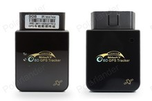 portable vehicle auto GPS locator location tracking OBD Interface plug and play for Car motorcycle real time