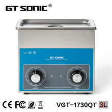 GT SONIC Ultrasonic cleaner sterilizing tattoo instruments ultrasonic cleaning machine tools cleaning equipment VGT-1730QT(China)