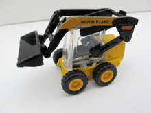 NOREV 1:87 Brand new NH L17 Excavator Collectabel Die-Cast Scale Model Car Engineering Vehicle