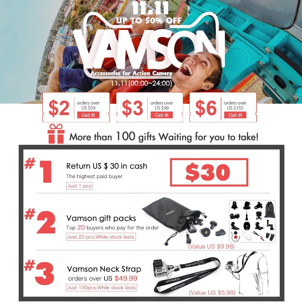 Go Pro Accessories Bobber Floating Handheld Monopod Hand Stick Grip For GoPro Hero 4 3+ 2 SJCAM SJ4000 Xiaomi Yi Camera VP411