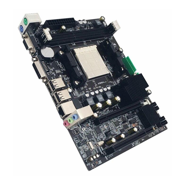 Интернет магазин товары для всей семьи HTB1sZFcas_vK1Rjy0Foq6xIxVXaO Цзя Huayu A780 практические Настольный ПК Компьютер Материнская плата AM3 поддерживает DDR3 двухканальный AM3 16G памяти