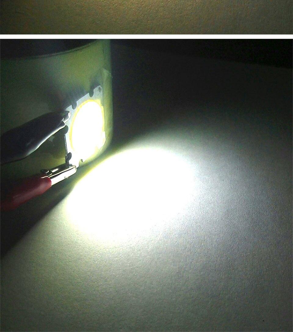 cob led 28mm square cob chip light bulb lamp 15W (20)