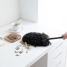 Ultra - fine fiber dust - sweeping dust cleaning tools household cleaning chicken feather dune car with chicken sweep(China)