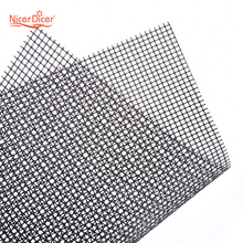 1PCS 3-Style BBQ Barbecue Grill Teflon Mat Smoke Meat Camping Replacement Mesh Wire Easy Clean Net Outdoor Cooking Accessories