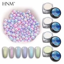 HNM Holographic Powder 1g Acrylic Powder Sliver Nail Glitter Nail Dust Dipping Powder Nails Pigment Glitters(China)