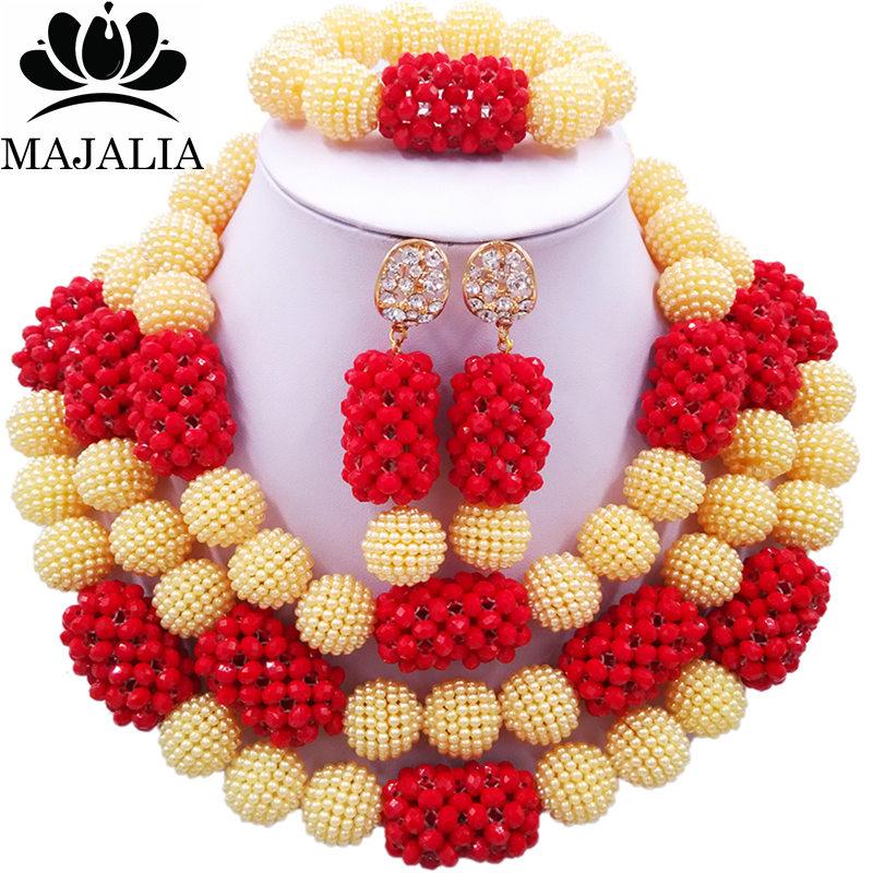 01 African Beads Jewelry Set (6)