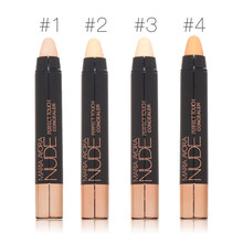 Corrective Liquid Face Pencil with Brush Contour Highlighter Pen Camouflage Conceal Blemish Makeup Foundation Impeccable