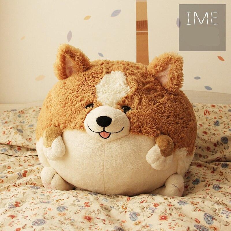 20cm Corgi Dog Plush Toys,High-Quality Stuffed Cute Animal Toy,Pillow Plush Toys Stuffed Doll ,Send  Christmas  Gift To Kid Baby<br><br>Aliexpress