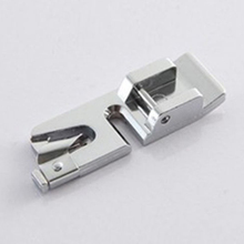 Rolled Hem Curling Presser Foot For Sewing Machine Singer Janome Kenmore Juki  4x1.3x0.6cm