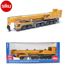 2016 new beautifully boxed alloy models of large crane
