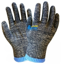 Glass Handling Cut resistant Work Glove Butcher Gloves Aramid Fiber Anti Cut Safety Glove