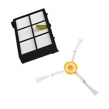 Side Brush Hepa Filter For iRobot Roomba 800 900 Series 870 880 980 Vacuum Cleaner Accessories