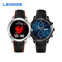 New LEM5 Android 5.1 OS Smart Watch MTK6580 1GB / 8GB Bluetooth 4.0 WIFI 3G Smartwatch Support Nano SIM Card GPS