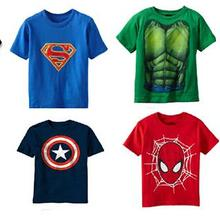 boys clothing kids gentleman clothes boys cool clothing tank top boys character t shirt kids iron man bat man super man clothes