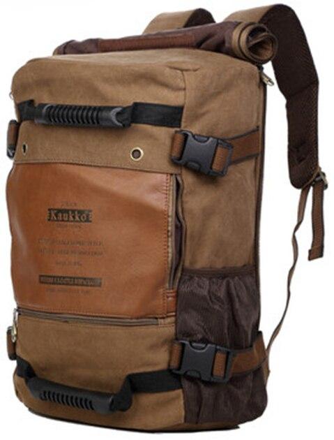 New 2015 big  vintage travel bag high quality sport bag canvas climbing bag spors bag free shipping<br><br>Aliexpress