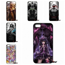 For Sony Xperia X XA XZ M2 M4 M5 C3 C4 C5 T3 E4 E5 Z Z1 Z2 Z3 Z5 Compact League of Legends LOL hero video Game Case Cover