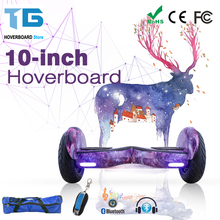 Balance Hoverboard 10 inch Electric Scooter Self Balance Smart 2 Wheel Electric Power Self Balance Standing Smart Two Wheel