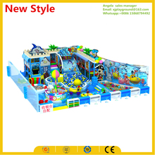 Coloful Playground Equipments Indoor Soft Play Areas For Games