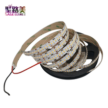 5m/roll DC24V 3014 SMD 240 led/m 1200leds high brightness IP20 non-waterproof Flexible LED Strip Light Tape Ribbon Free shipping(China)