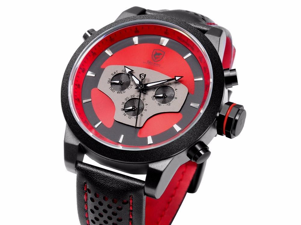 HTB1s QFSXXXXXcMaXXXq6xXFXXXp - Requiem Shark Sport Watch - Red SH207