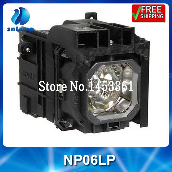 Compatible projector lamp NP06LP for NP1150 NP2150 NP3150 NP3151 NP3151W NP1250 NP2250 NP3250 NP3250W  NP1200 NP2200 NP3200<br><br>Aliexpress
