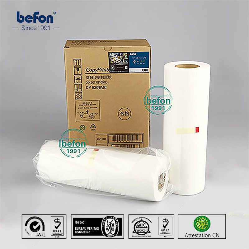 befon Master Roll CP6301 CP 6301 Compatible with Gestetner CP 6301 DX3442<br>