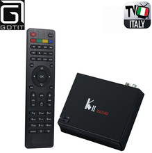Super Italy IPTV K2PRO Android DVB S2/T2 Combo Receptor+1400+ Albanian Turkey IPTV XXX Adult Hot club channels Smart Set Top Box