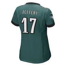 Women's Philadelphia Carson Wentz Darren Sproles Zach Ertz Alshon Jeffery Jersey(China)