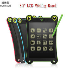 "8.5"" LCD Writing Board Ultrathin Electronic Notepads Kids Drawing Tablet Children Painting Educational Toys Peinture Enfant Gift(China)"