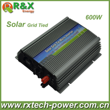 600W (10.5-28VDC) micro PV inverter, grid tie, with CE&RoHS approved, Free shipping!