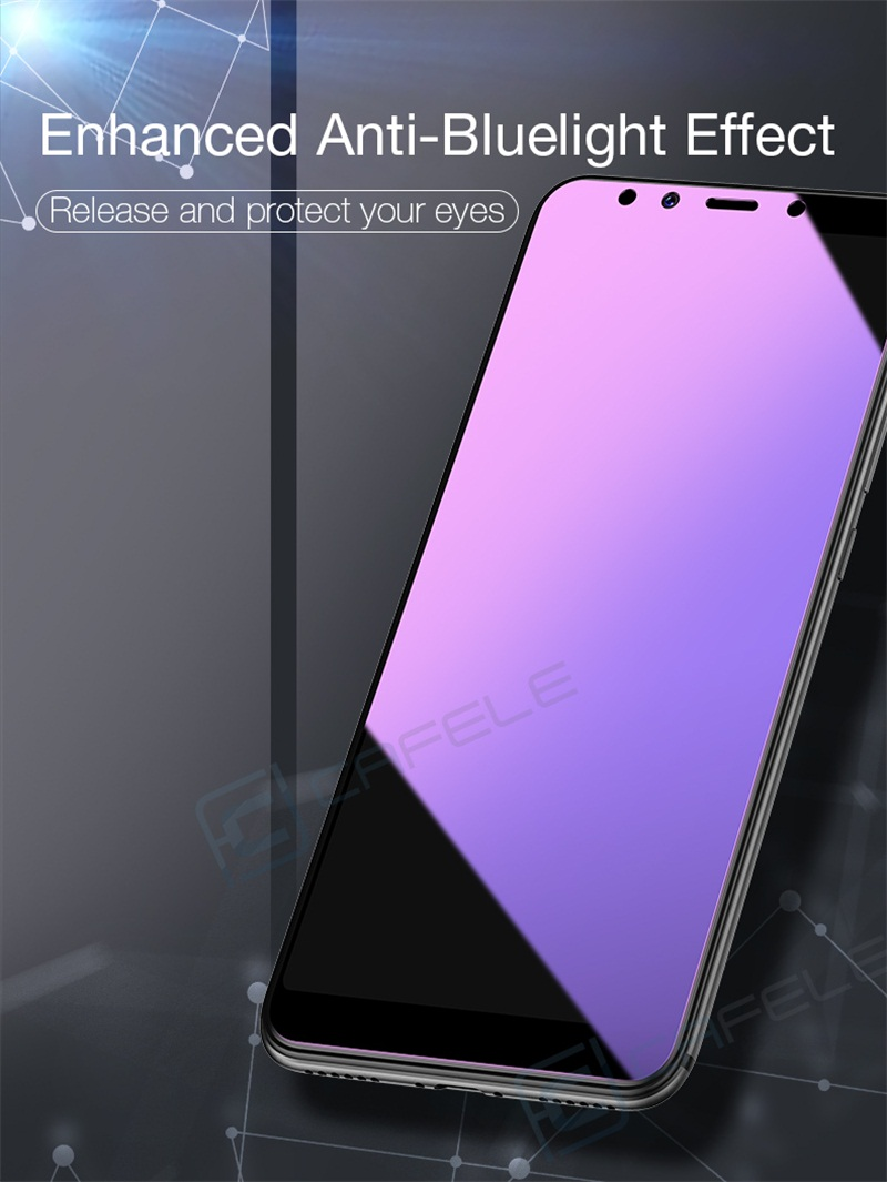 8.Glass Screen Protector for Xiaomi MI 6X