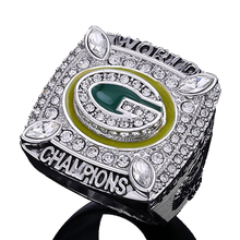 2011 National Football League Green Bay Packers Super Bowl Aaron Rodgers replica Chamberlain replica championship rings STR0-086(China)