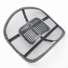 1 Piece Comfortable Mesh Chair Relief Lumbar Back Pain Support Office Seat Back Support Massage Cushion(China)